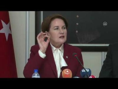Meral Akşener'den Devlet Bahçeli'ye Jet Cevap