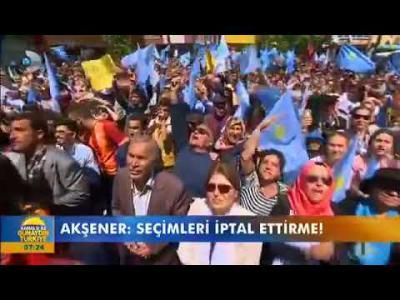 Meral Akşener Niğde'de Erdoğan'a Seslendi